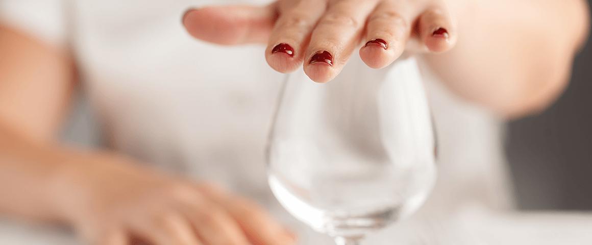 Jak odmawiać alkoholu?