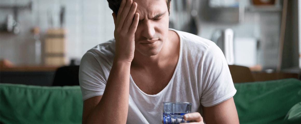 Odwodnienie organizmu po alkoholu, czyli kac