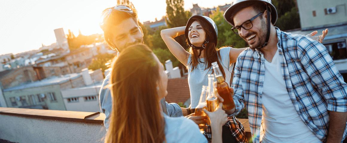 Picie alkoholu to nie oznaka dorosłości